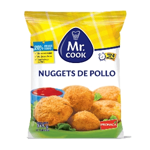 Nuggets de pollo 315 g